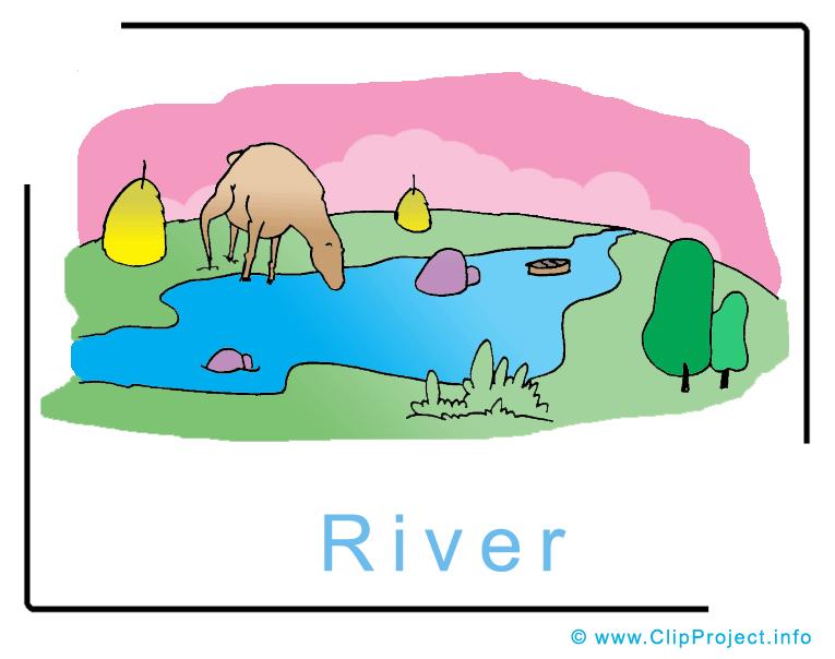 Clip Art River River images