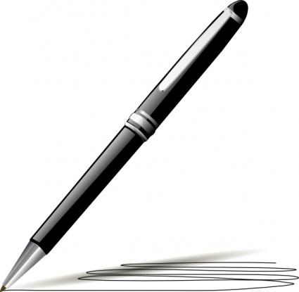 pen writing clipart clipart panda free clipart images rh clipartpanda com clip art pens clip art penguin images