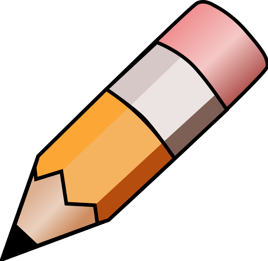 Pencil Art Clipart,