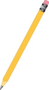 Pencil Clip Art For Kids | Clipart Panda - Free Clipart Images
