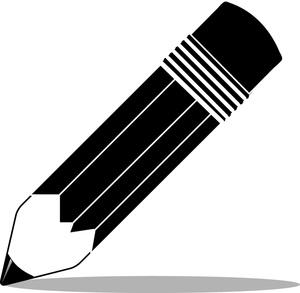 pencil%20clipart%20black%20and%20white