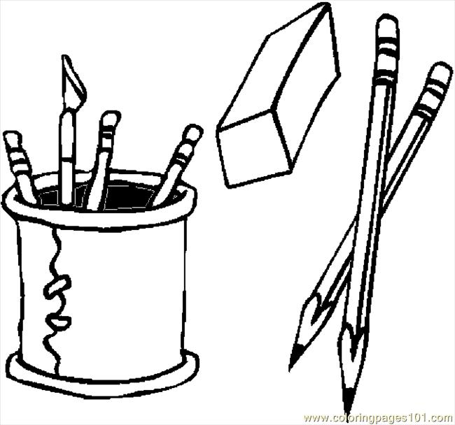 Color This Page Online Pencil Clipart Panda Free