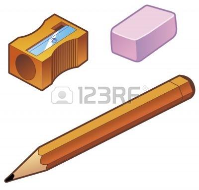 eraser pencil sharpener clipart panda free clipart images. Black Bedroom Furniture Sets. Home Design Ideas