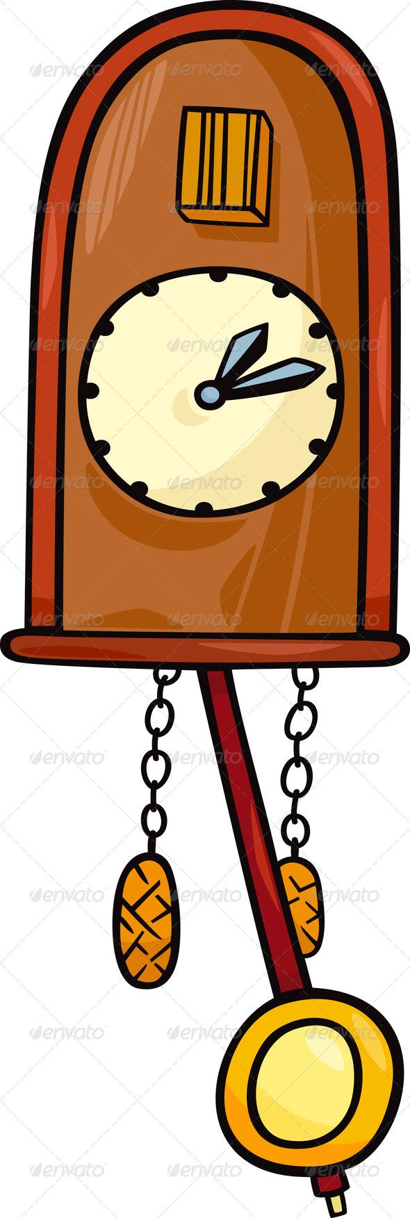 Christmas Cuckoo Clock