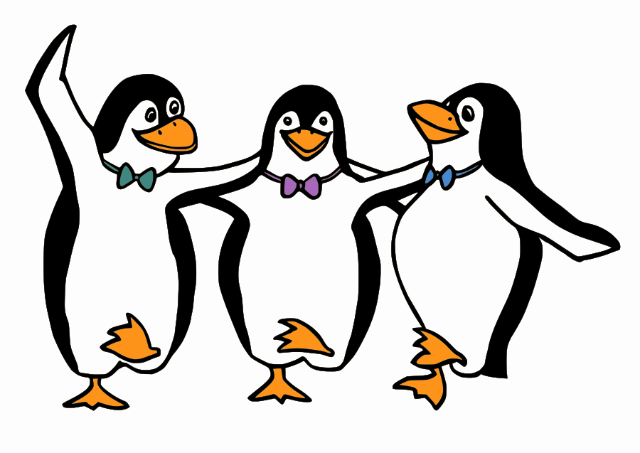 penguin%20clip%20art%20black%20and%20white