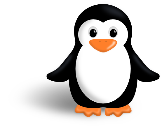 Penguin Clip Art Black And White Free | Clipart Panda ...