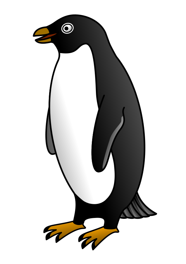 Penguin Clip Art Printable Free | Clipart Panda - Free Clipart Images
