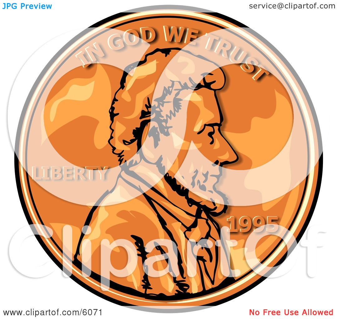 Free Clip Art Website for Penny