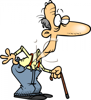 Inside every old person there | Clipart Panda - Free Clipart Images