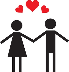 People In Love Clipart   Clipart Panda - Free Clipart Images