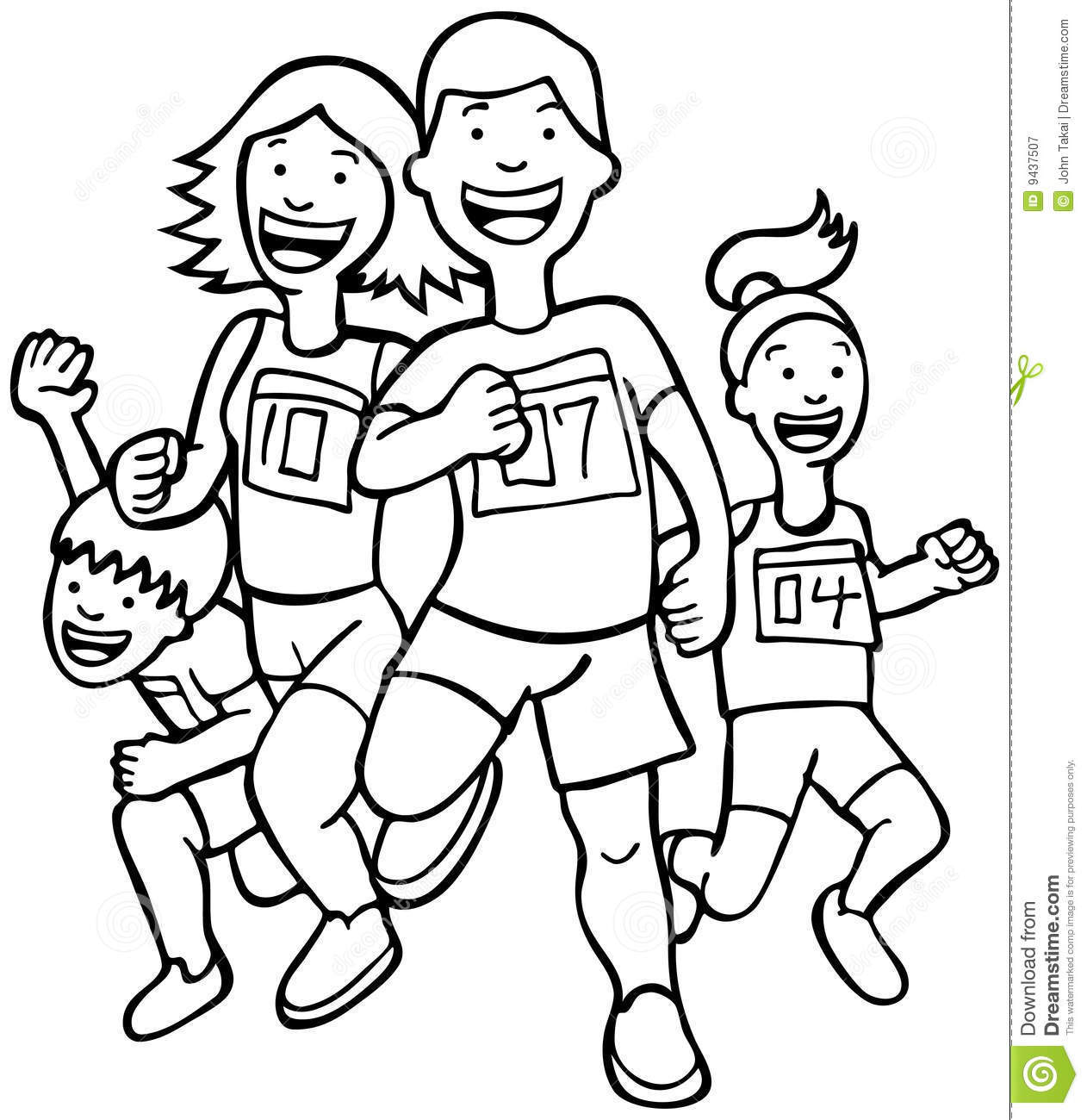 people%20running%20a%20race%20clipart