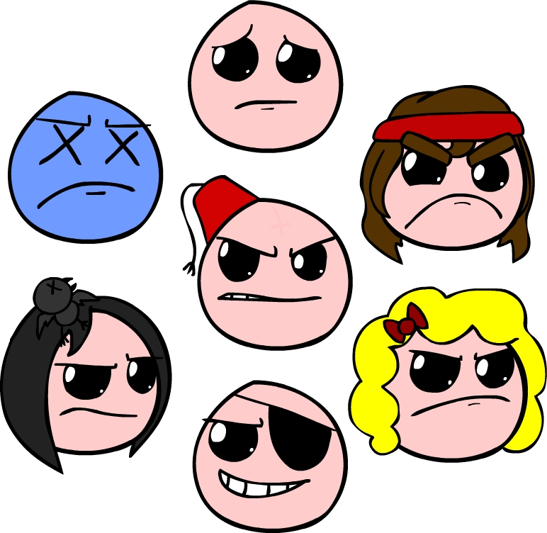 Personality Clipart