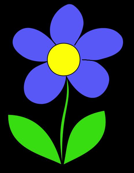 Flower Petals Line Drawing : Flower clip art clipart panda free images