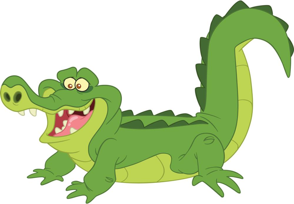 peter pan crocodile in - photo #29
