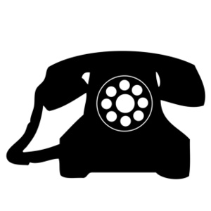 Image result for basic phone clipart