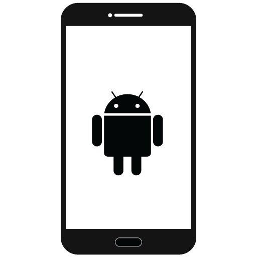android, smart phone icon | Clipart Panda - Free Clipart ...
