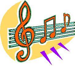Music Clip Art Health Pe