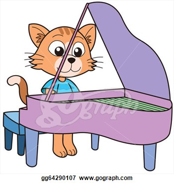 Playing Piano Clipart | Clipart Panda - Free Clipart Images