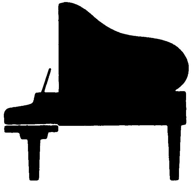 Piano clipartUpright Piano Clip Art