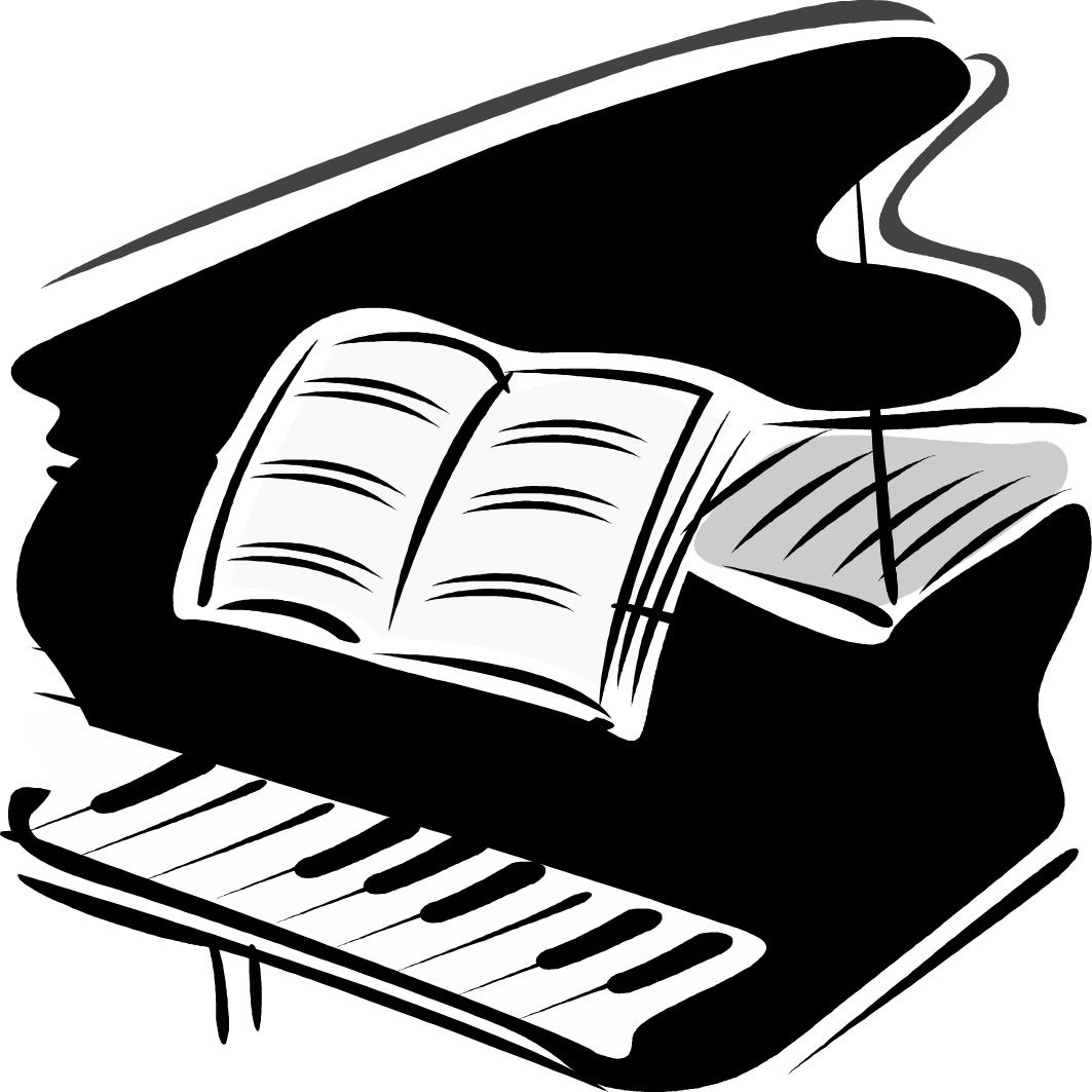 Piano Clip Art Cartoon | Clipart Panda - Free Clipart Images