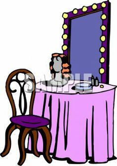 Dresser With Mirror Clipart Clipart Panda Free Clipart