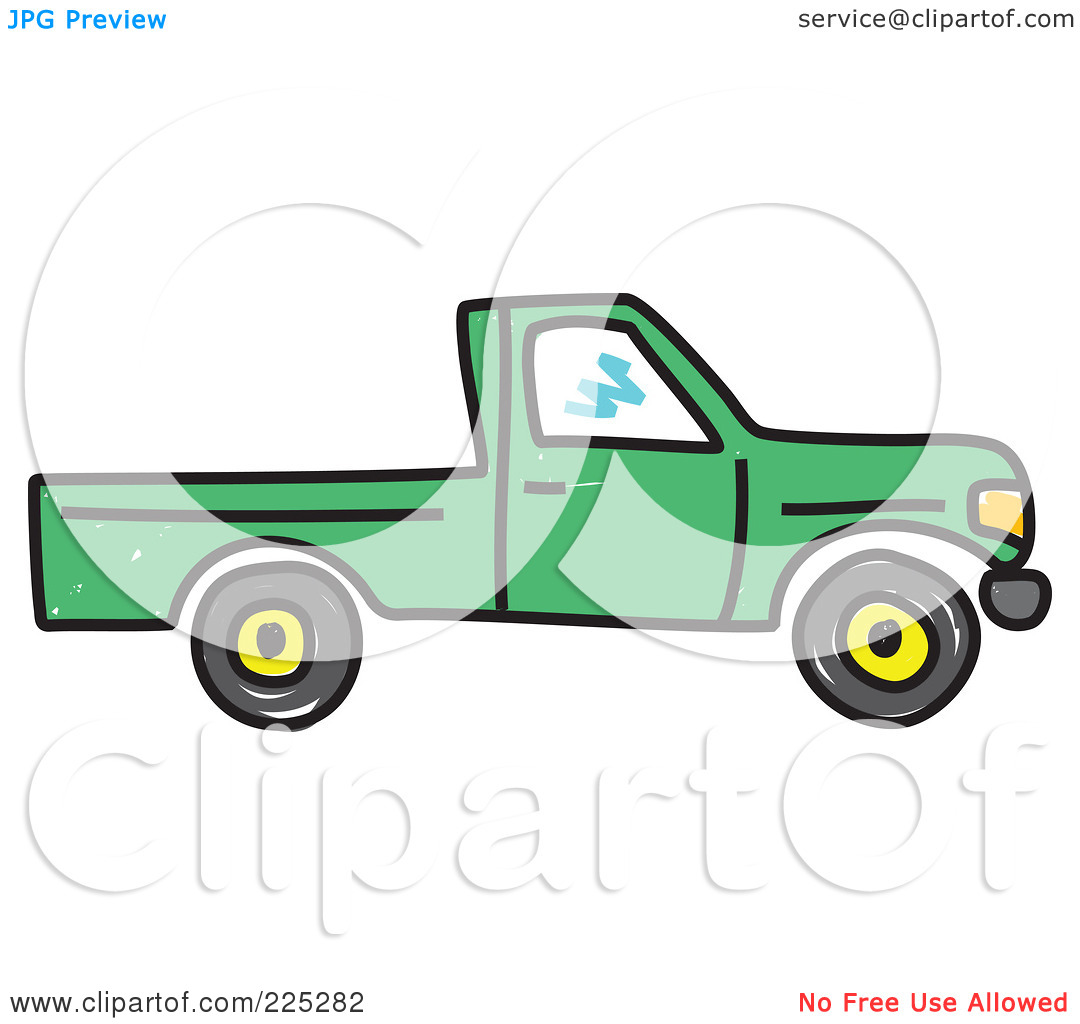 Red Pickup Truck Clipart | Clipart Panda - Free Clipart Images