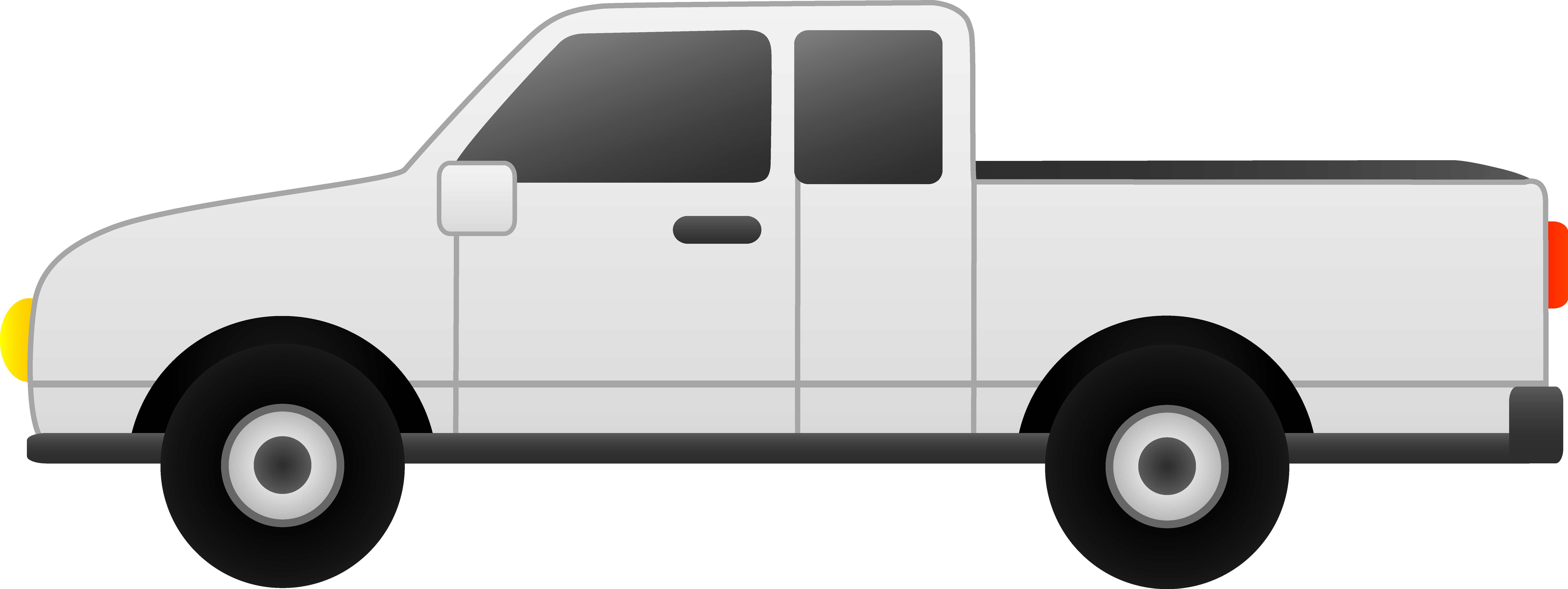 Lifted Black Truck >> Pickup Truck Clipart | Clipart Panda - Free Clipart Images