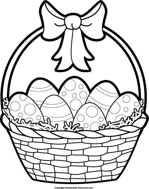 picnic basket clip art black and white clipart panda