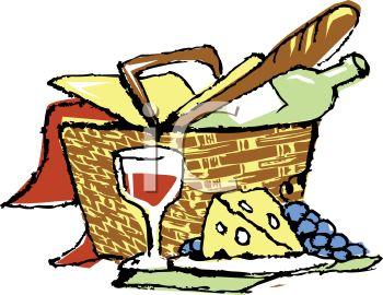 picnic basket clip art clipart panda free clipart images rh clipartpanda com Picnic Basket Template picnic basket clipart black and white