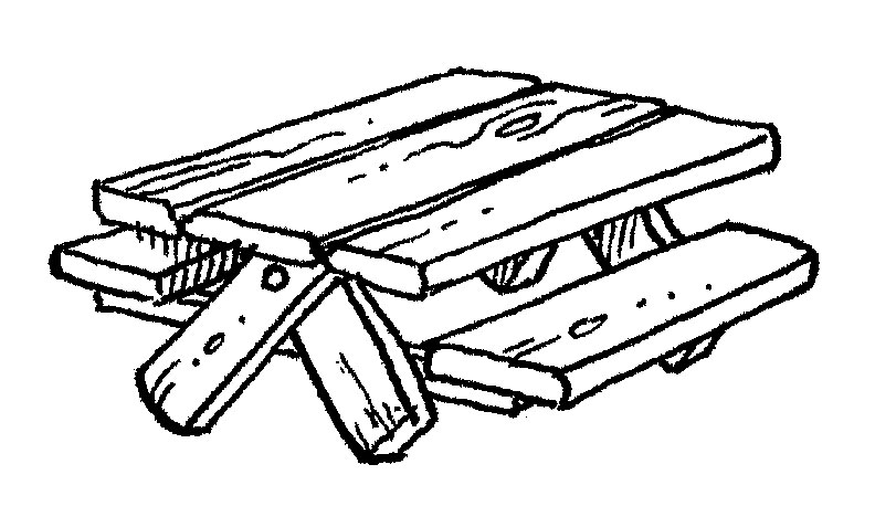 Clip Art Picnic Table Clip Art picnic table clip art clipart panda free images