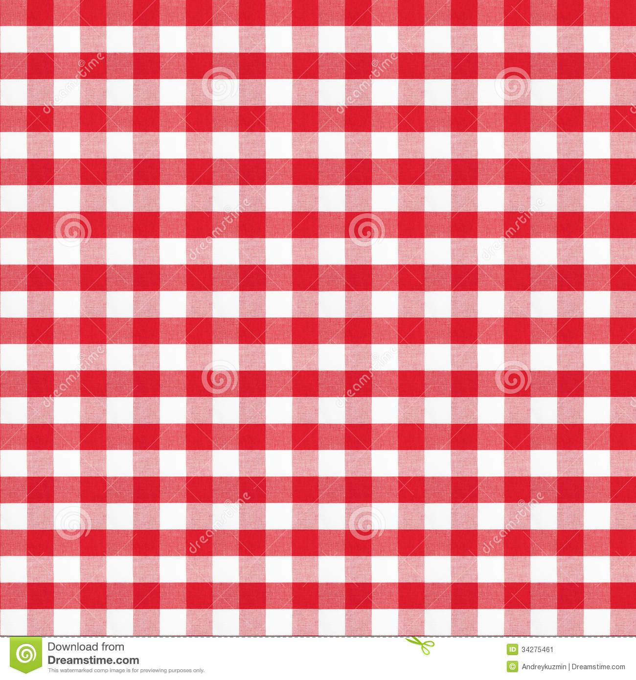 Picnic Tablecloth Clip Art