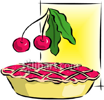 Pie Clipart Black And White | Clipart Panda - Free Clipart ...