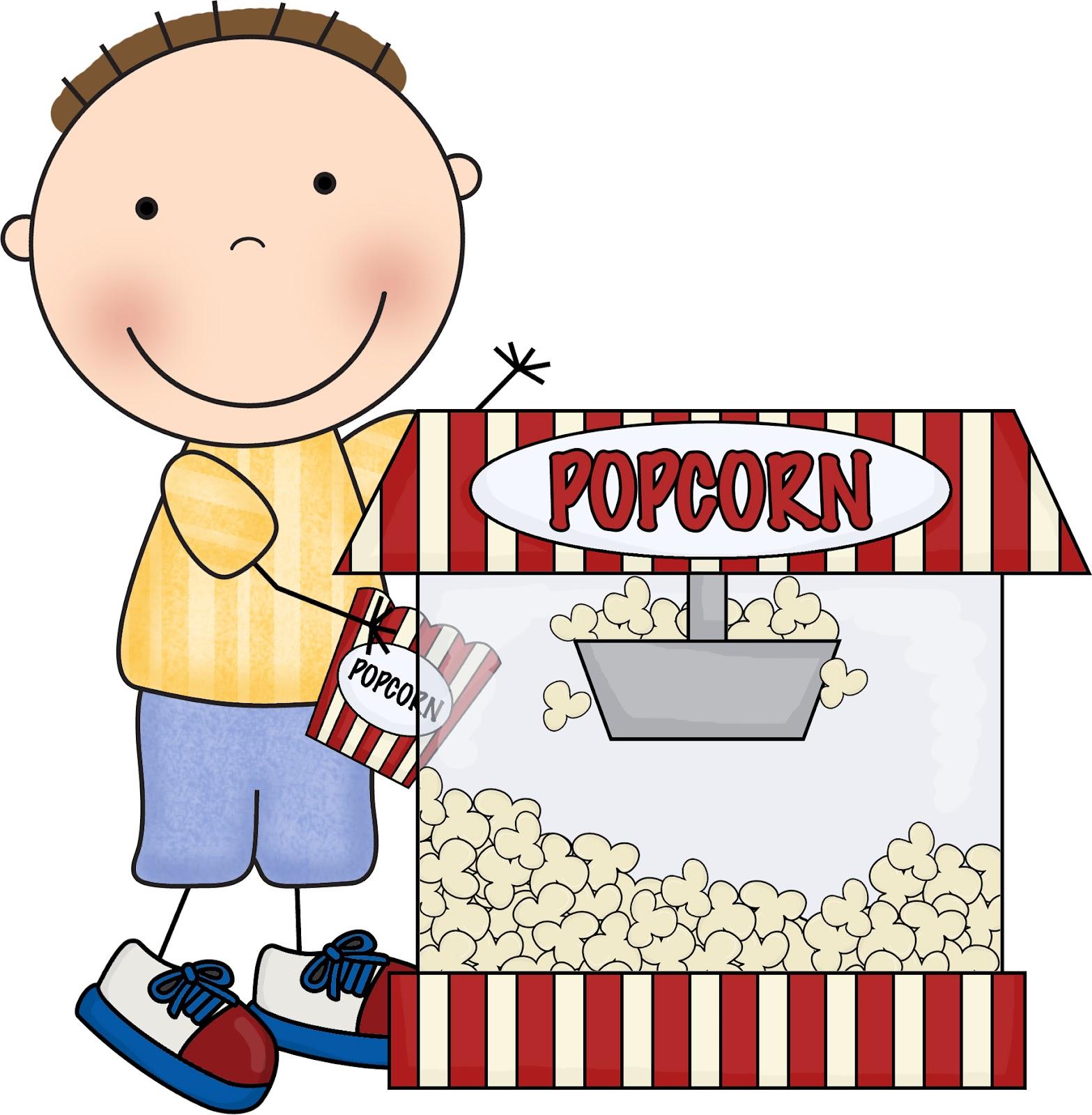 Popcorn Bag Clip Art – Cliparts Popping Popcorn Clip Art