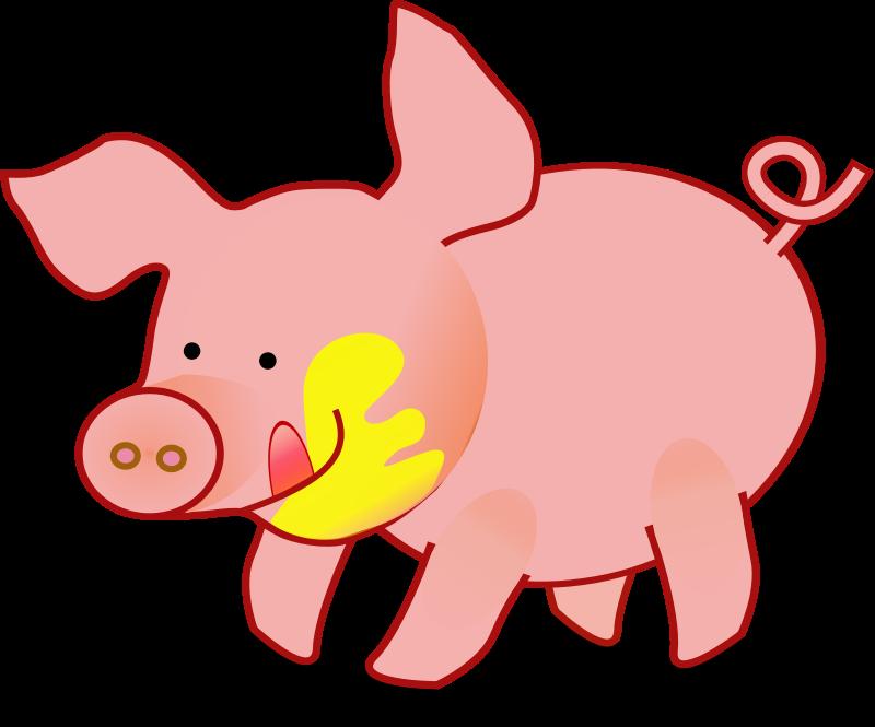 pig clip art cartoon clipart panda free clipart images rh clipartpanda com pig clipart black and white pig clip art free images