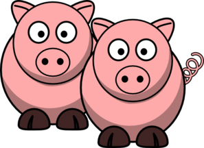 pig clip art cartoon clipart panda free clipart images rh clipartpanda com clip art of piggy bank clipart of guinea pigs