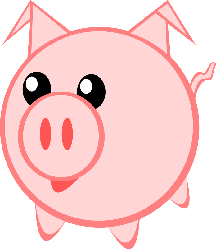 pig face clipart clipart panda free clipart images Cute Pig Face Clip Art peppa pig face clip art