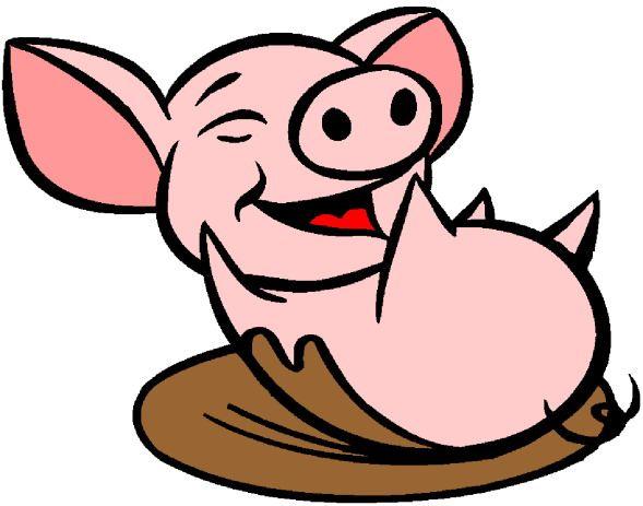 pig clip art cartoon clipart panda free clipart images rh clipartpanda com Lipstick On a Pig Pig Farm Sign
