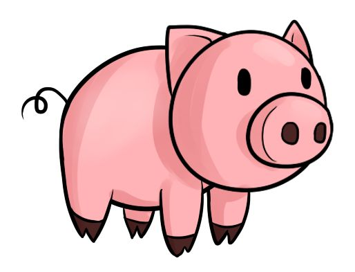 pig clipart clipart panda free clipart images Funny Pig Face Clip Art Cute Pig Face Clip Art