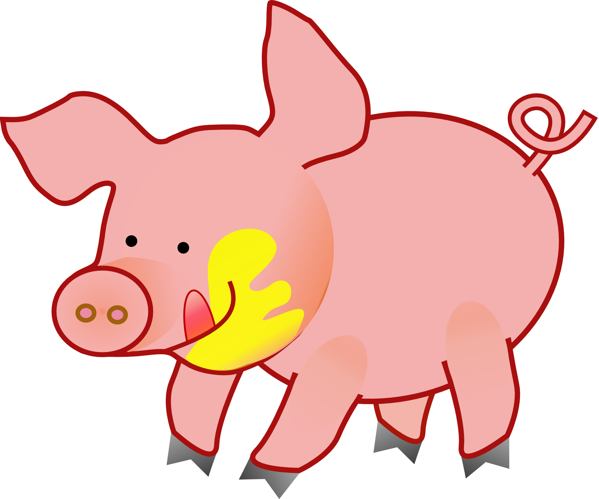 Pig 20clipart | Clipart Panda - Free Clipart Images
