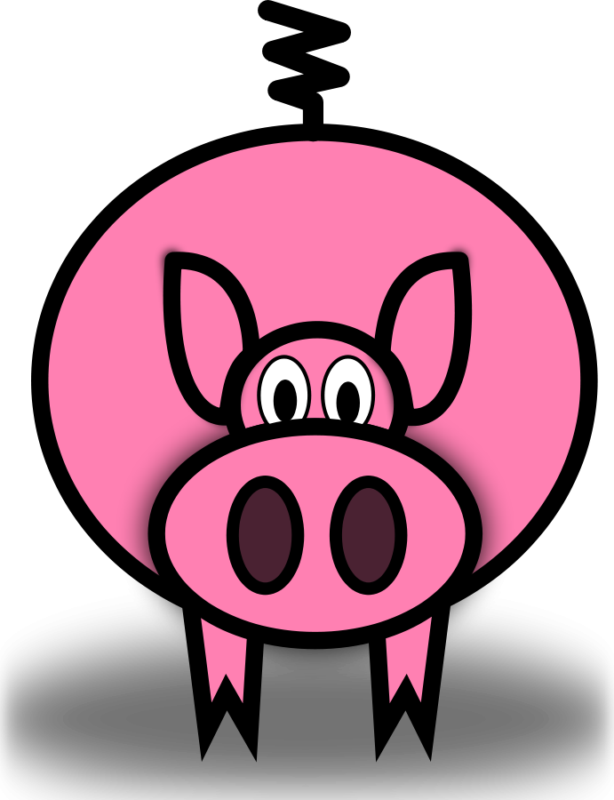 Pig Clip Art Funny Clipart Panda Free Clipart Images
