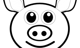 pig%20face%20clipart