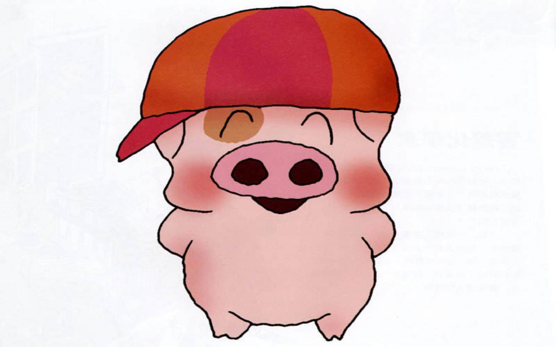 Pig in mud cartoon clipart panda free clipart images - Pig wallpaper cartoon pig ...