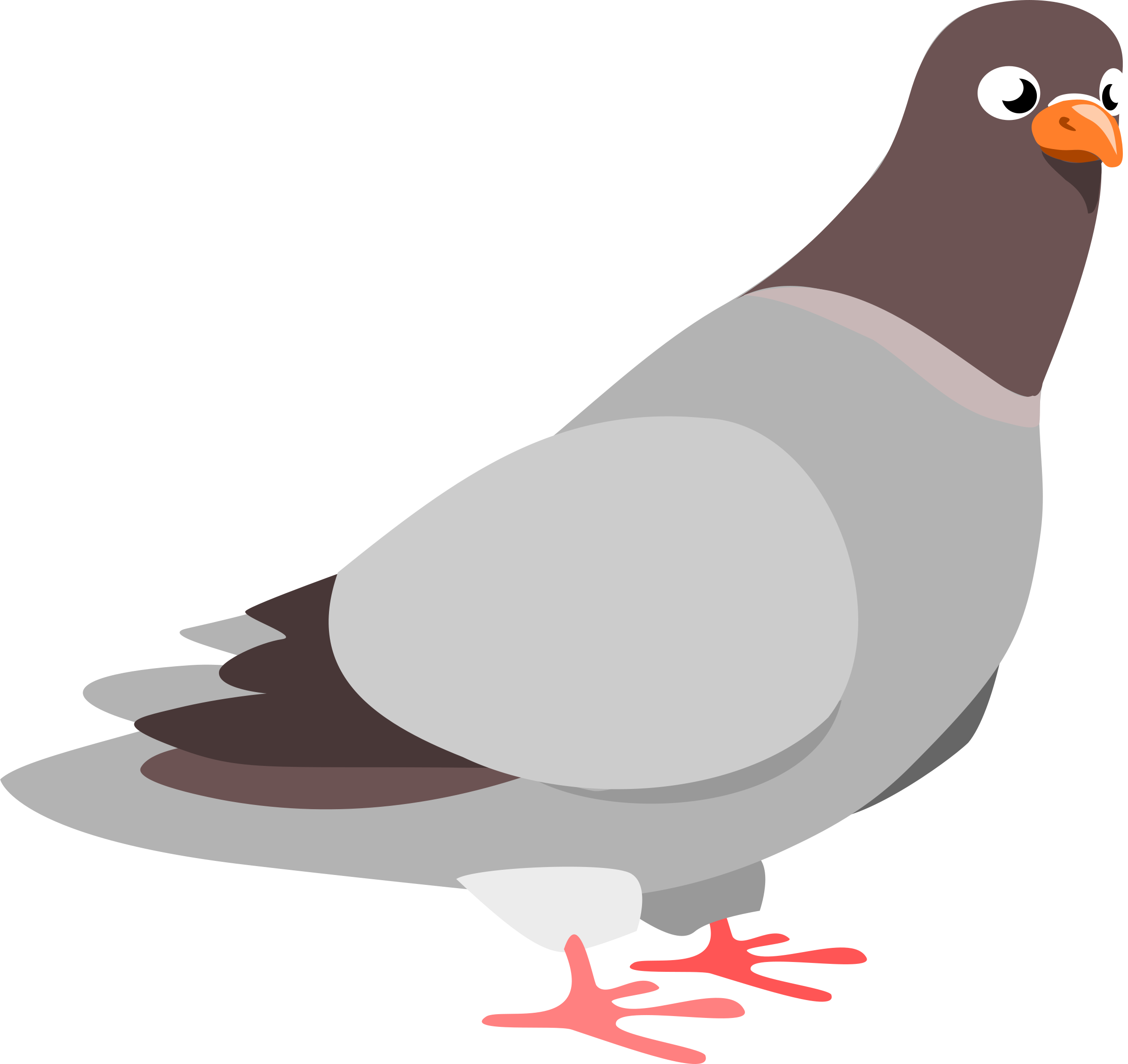Pigeon Clip Art Free | Clipart Panda - Free Clipart Images
