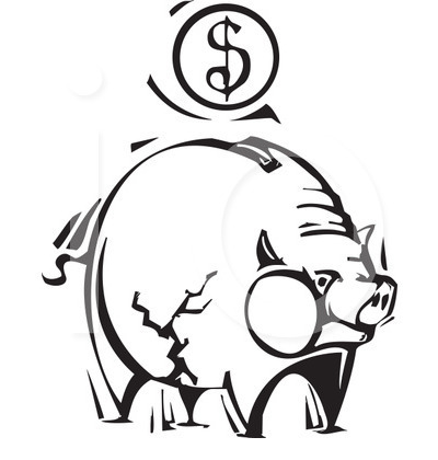 Piggy Bank Clipart Free Clipart Panda