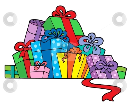 pile%20of%20birthday%20presents%20clipart