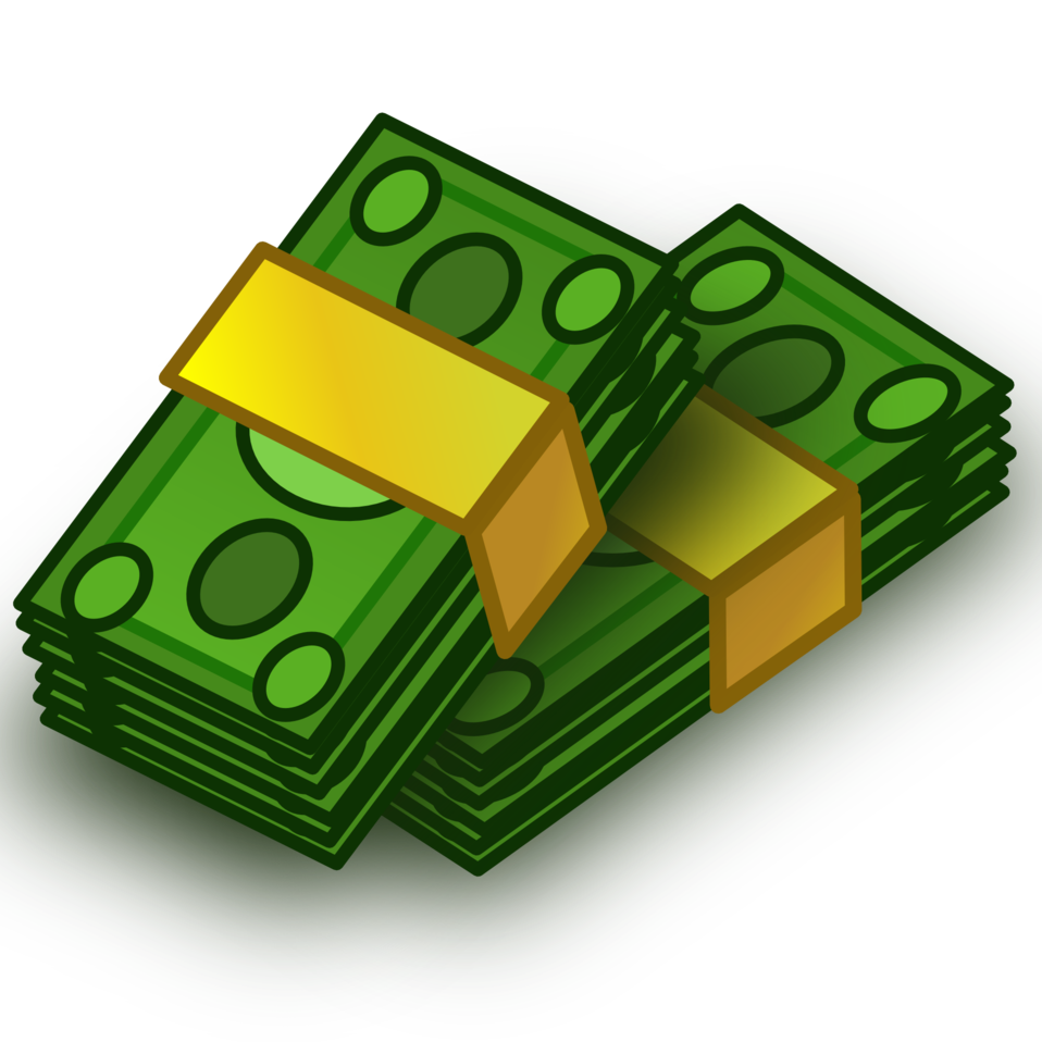 Money Stack Clip Art Pile Of Money Clipart ...