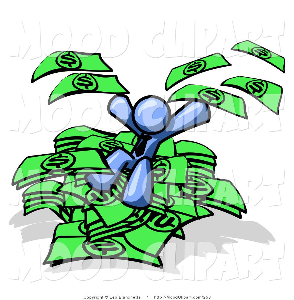 pile of money clipart - photo #3