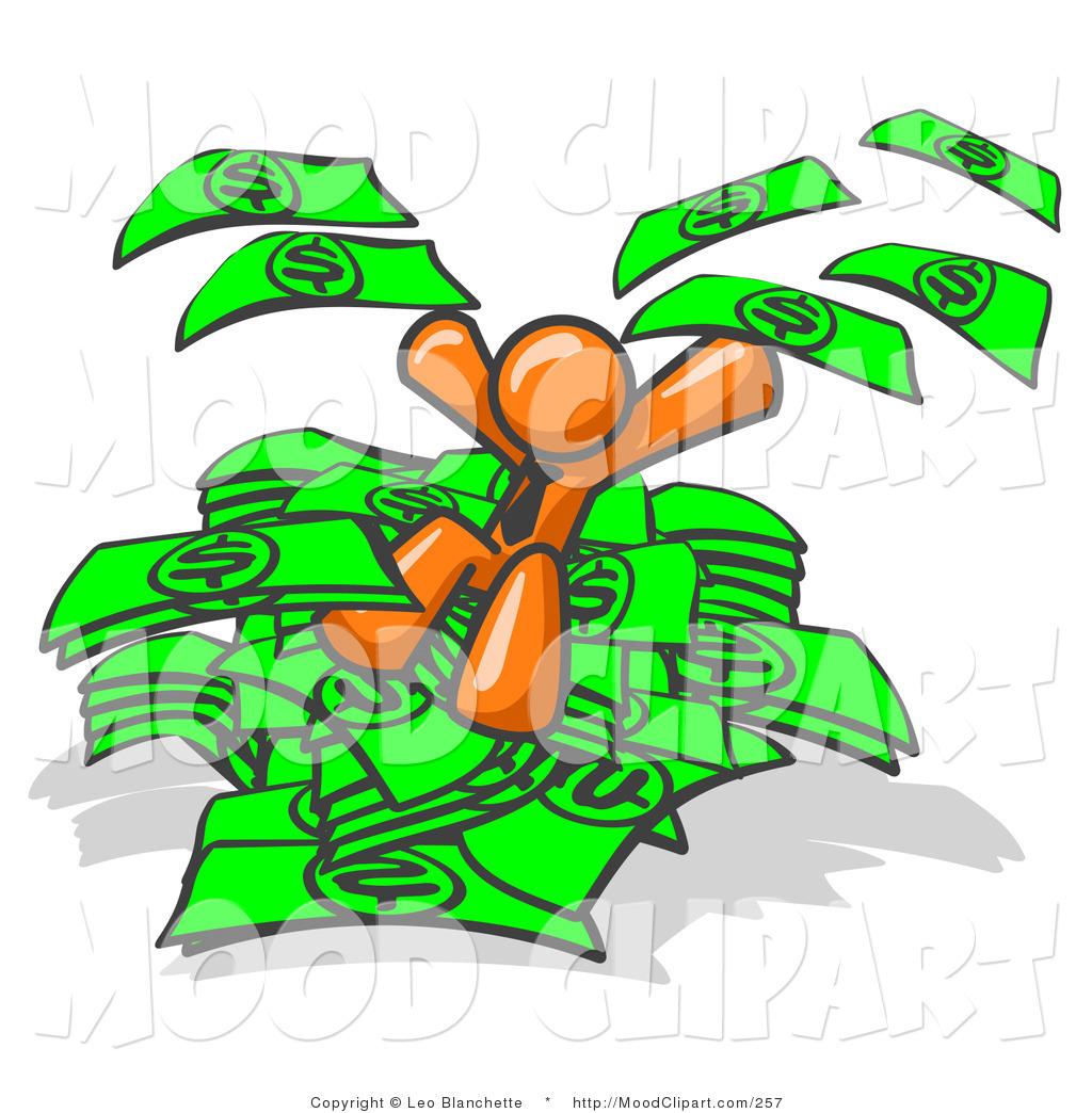 pile of money clipart - photo #8