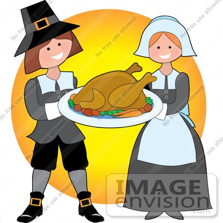 Hungry Pilgrim Clip Art Free Download