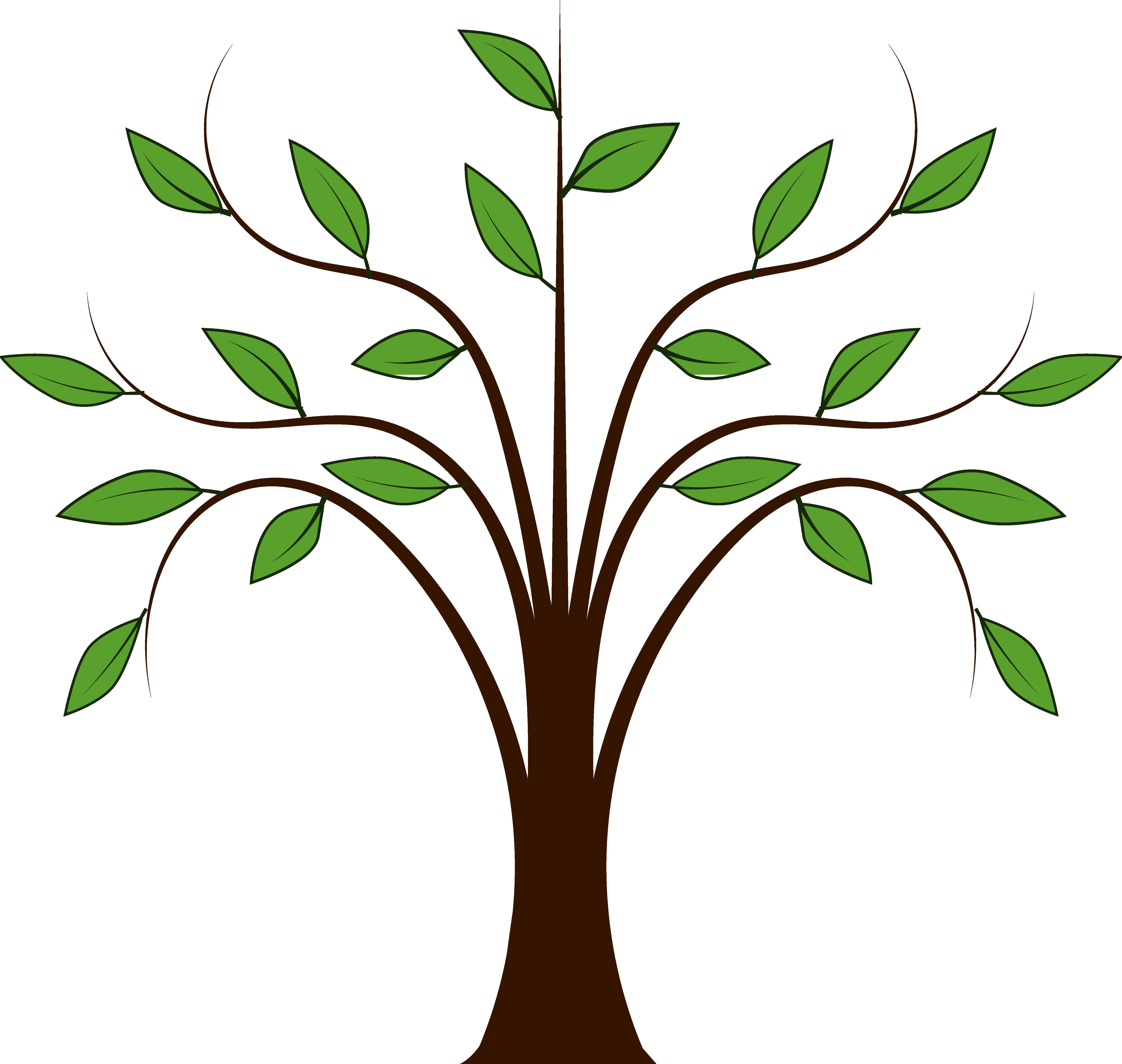 oak tree clip art images - photo #45